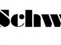 Schwab Schriftzug.